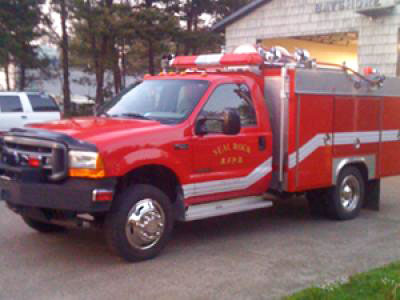 Seal Rock Station Fire Unit 6235